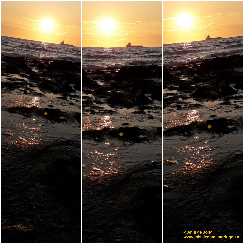 Horizon collage